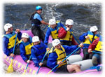 maine whitewater rafting