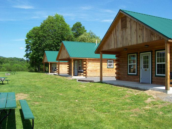 Maine Cabin Rentals Bigelow Cabins